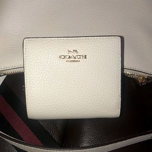 Coach Snap Wallet - Brand New